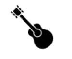 icona chitarra