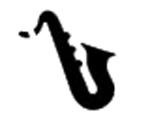 icona sax e flauto