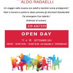 open day 2021 radaelli